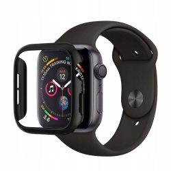 SPIGEN THIN FIT Apple Watch 4 (40MM) BLACK védőtok az órára