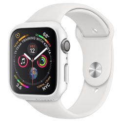 SPIGEN VÉKONY FIT WATCH APPLE 4/5 (40MM) FEHÉR tok telefon tok hátlap