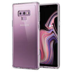 Spigen Slim Armor telefon tok Samsung Galaxy Note 9 N960 átlátszó (Crystal Clear) tok telefon tok hátlap