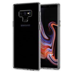 Spigen Liquid Crystal telefon tok Samsung Galaxy Note 9 N960 tiszta telefon tok telefontok (hátlap)