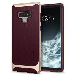 Spigen Neo Hybrid telefon tok Samsung Galaxy Note 9 N960 piros (burgundi) tok telefon tok hátlap