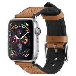 SPIGEN retro fit BAND Apple Watch 1/2/3/4/5 (38 / 40MM) BROWN tok telefon tok hátlap
