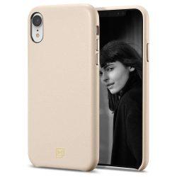 Spigen La Manon Calin telefon tok iPhone XR rózsaszín tok telefon tok hátlap