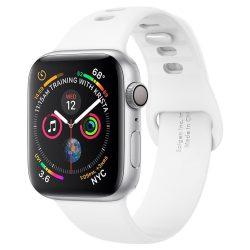 SPIGEN AIR FIT BAND Apple Watch 1/2/3/4/5 (42 / 44MM) WHITE tok telefon tok hátlap