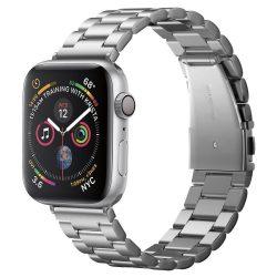 SPIGEN MODERN FIT BAND Apple Watch 1/2/3/4 (42 / 44MM) Ezüst tok telefon tok hátlap