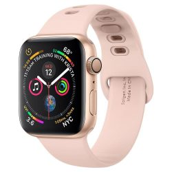 SPIGEN AIR FIT BAND Apple Watch 1/2/3/4/5 (38 / 40MM) ROSE GOLD tok telefon tok hátlap