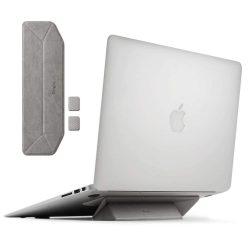 Ringke Laptop állvány Összecsukható hordozható tartó Laptop Notebook ezüst (ACST0004)