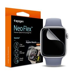 fólia OCHRONNA SPIGEN NEO FLEX HD Apple Watch 4 (44MM) kijelzőfólia