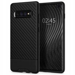 SPIGEN CORE ARMOR GALAXY S10 + PLUS BLACK Samsung Galaxy tok telefon tok hátlap