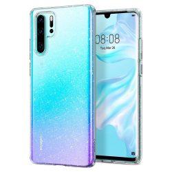 SPIGEN Liquid Crystal HUAWEI P30 PRO GLITTER CRYSTAL telefon tok telefontok (hátlap)