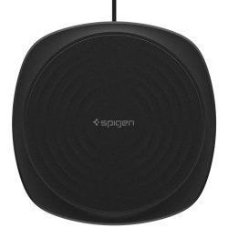 SPIGEN F305W vezeték nélküli (wireless) gyorstöltő BLACK tok telefon tok hátlap