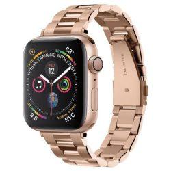 Spigen Modern Fit óraszíj Apple Watch 1/2/3/4/5 (38 / 40MM) Rose Gold
