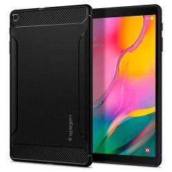 Spigen Robusztus Armor Samsung Galaxy Tab 10.1 A 2019 T510 / T515 fekete telefontok