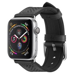 SPIGEN retro fit BAND Apple Watch 1/2/3/4/5 (38 / 40MM) BLACK tok telefon tok hátlap