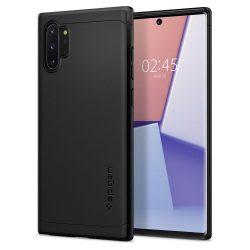SPIGEN VÉKONY FIT CLASSIC PLUS 10+ Galaxy Note BLACK tok telefon tok hátlap