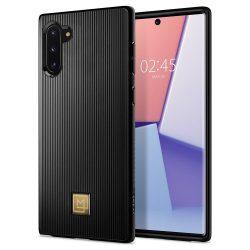SPIGEN LA MANON CLASSY Galaxy Note 10 BLACK telefon tok telefontok