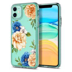 Spigen Ciel Iphone 11 Kék Virág