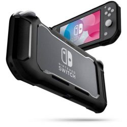Spigen Robusztus Armor Nintendo Switch Lite Fekete