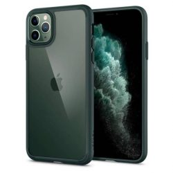Spigen Ultra hibrid Iphone 11 Pro Midnight Zöld