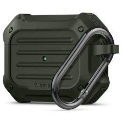 Spigen Kemény páncél Airpods Pro katonai zöld