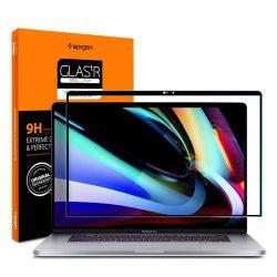 Szkło Hartowane Spigen Glass Fc MacBook Pro 16 2019-2020 Fekete