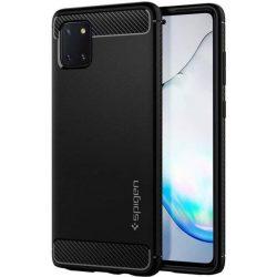 Spigen Robusztus Armor Samsung Galaxy Note 10 Lite matt fekete
