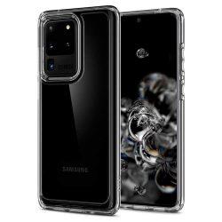 Spigen Ultra Hybrid Samsung Galaxy S20 Ultra Crystal Clear telefontok