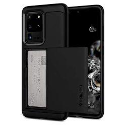 Spigen Slim Armor Cs Samsung Galaxy S20 Ultra Black telefontok