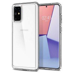 Spigen Ultra Hybrid Samsung Galaxy S20 + Plus Crystal Clear telefontok