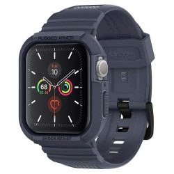 "Spigen Robusztus Armor ""PRO"" Apple Watch 4/5 (44MM) grafitszürke"