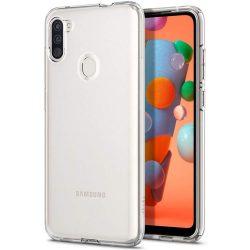 Spigen Liquid Crystal Samsung Galaxy A11 Crystal Clear telefontok