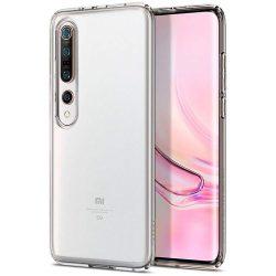 Spigen folyadékkristályos Xiaomi Mi 10 / Mi 10 Pro Crystal Clear telefontok