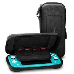 Spigen Klasden tok Nintendo Switch Lite Chívelt ole Gray telefontok
