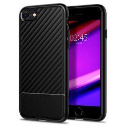 Spigen Core Armor Iphone 7/8 / Se 2020 matt fekete telefontok