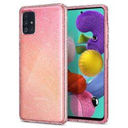 Spigen Liquid Crystal Samsung Galaxy A71 Glitter Crystal telefontok