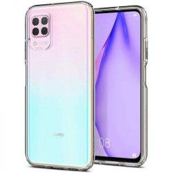 Spigen Liquid Crystal Huawei P40 Lite Crystal Clear telefontok