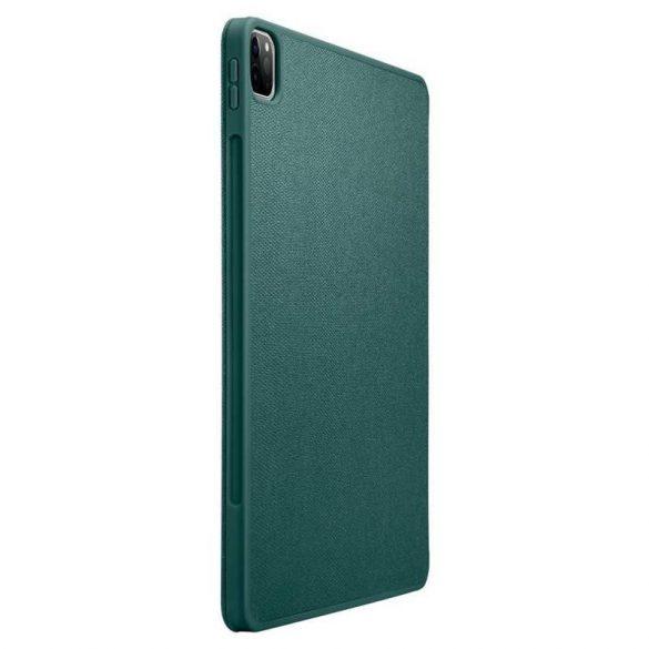 Spigen Urban Fit Ipad Pro 12.9 2018/2020 Midnight Zöld telefontok