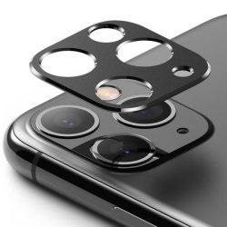 Ringke Camera Styling szuper tartós hátsó kamera védő iPhone 11 Pro Max / iPhone 11 Pro fekete (ACCS0003)
