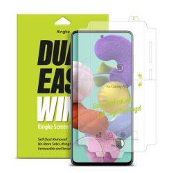 Ringke Dual Easy Wing 2x önálló portalanító képernyő védő Samsung Galaxy A51 (DWSG0001)
