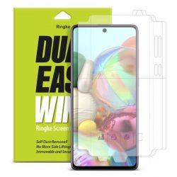 Ringke Dual Easy Wing 2x önálló portalanító képernyő védő Samsung Galaxy A71 (DWSG0002)