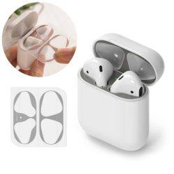 Ringke porvédő matrica Apple AirPods 2 / AirPods 1 töltőegység (2 db-os szett), szürke (ACER0002)