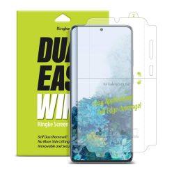 Ringke Dual Easy Wing 2x önálló portalanító képernyő védő Samsung Galaxy S20 (DWSG0003) kijelzőfólia telefonfólia
