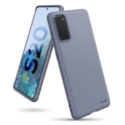Ringke Air ultra-vékony Cover Gel TPU tok Samsung Galaxy S20 lila (ADSG0010)