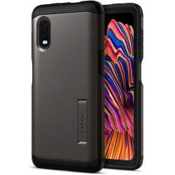 Spigen Kemény páncél Samsung Galaxy Xcover Pro Gunmetal telefontok