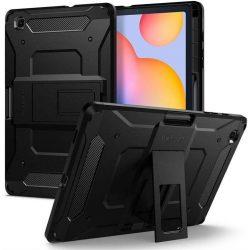 Spigen Kemény páncél Pro Galaxy Tab S6 Lite 10.4 P610 / P615 Fekete telefontok