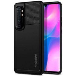Spigen Robusztus Armor Xiaomi Mi Note 10 Lite matt fekete telefontok