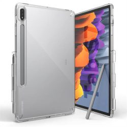 Ringke Fusion PC Tok TPU Bumper Samsung Galaxy Tab S7 11 'átlátszó (F475R52) telefontok