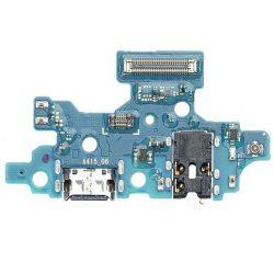 Pcb / Flex Samsung A415 Galaxy A41 Mikrofonnal [Eredeti]