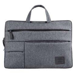 """UNIQ Cavalier táska laptop hüvely 15 """"szürke / szürke márga"""
