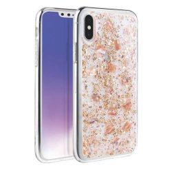 UNIQ Lumence Tiszta védőtok iPhone XS Max pink